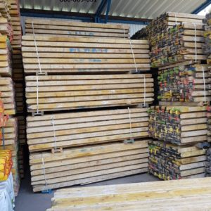 Dźwigar drewniany H20 Kaufman, Pfeifer - używany
