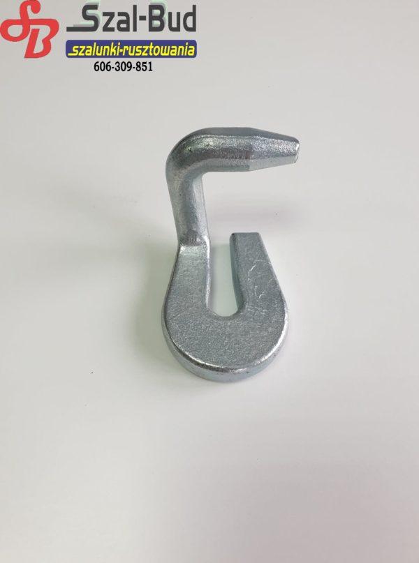 Łącznik zaciskowy, klips tekko